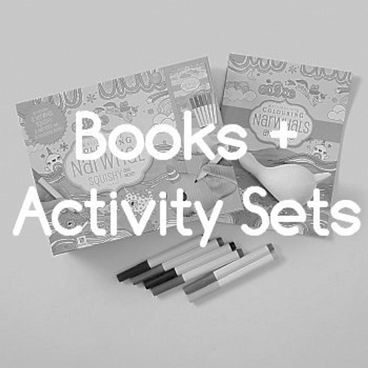 Children's Books + Activity Sets