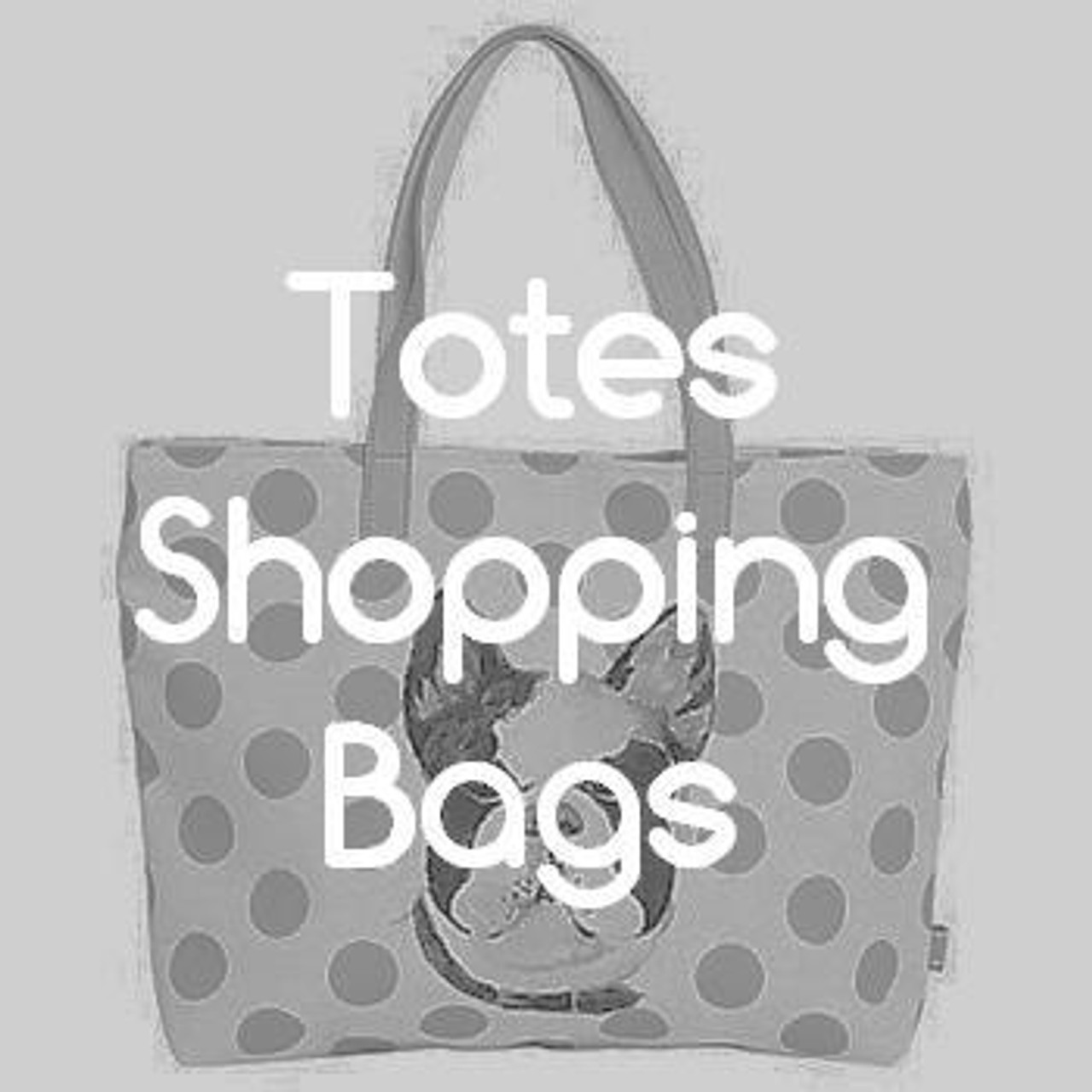 Totes - Shopping bags