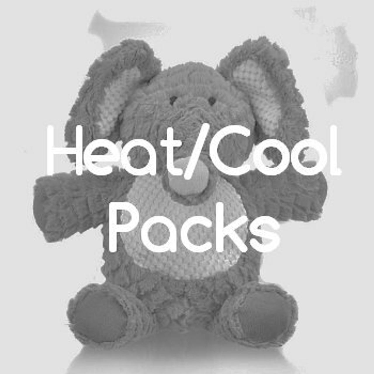 Heat + cool packs