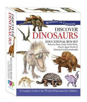 Discover Dinosaurs - Educational Box Set