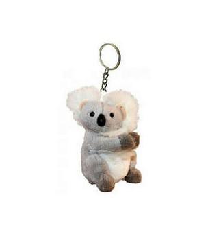 Koala key charm - stuffed animal - 10.5 cm