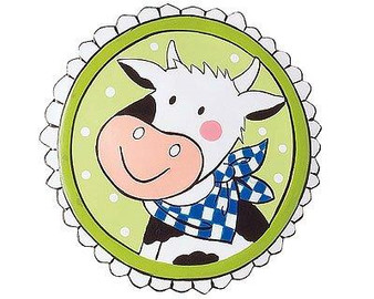 Mila Magnet - Cow Adelheid