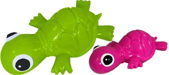 Cycle Dog - 3-Way Ecolast Dog Toy - Turtle