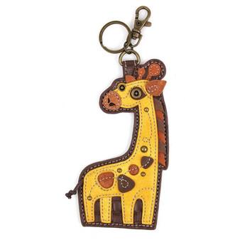 Giraffe - Keyring/Bag Charm