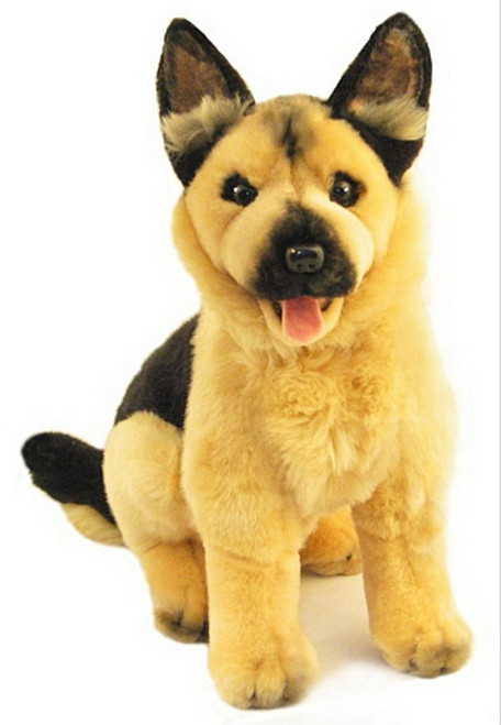 Sargeant - German Shepherd - Plush  30 cm