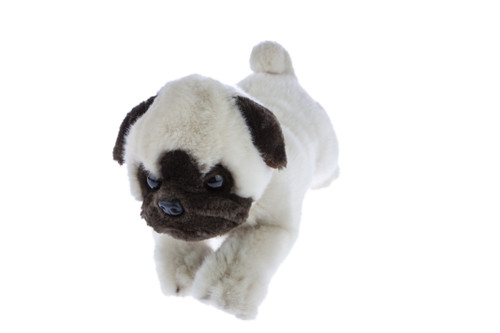 Pepito - Pug - Plush - 28 cm