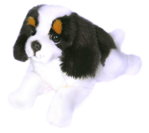 Alex - Cavalier King  Charles - Plush - 28 cm