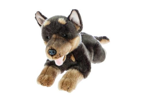 Kelpie Dog Plush Toy - Gismo - 28 cm