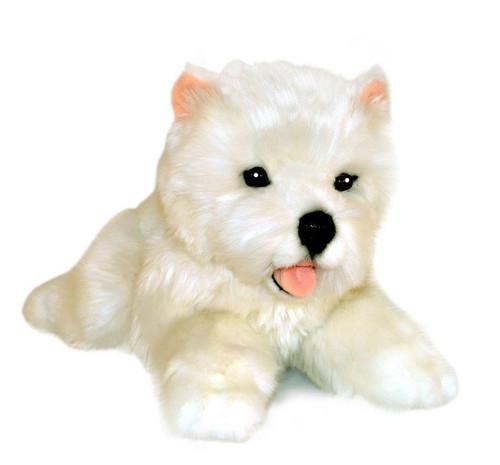 Pookie - Westie -  Plush - 28 cm