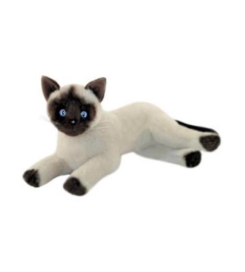 Siamese Cat Plush toy - Blossum - 30 cm