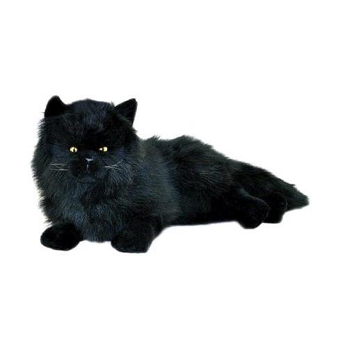 Black Cat Plush toy - Onyx - 38 cm