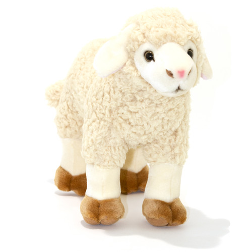 Sheep plush toy - Barbarella - 33 cm - Bocchetta Plush Toy