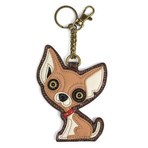 Chihuahua - Keyring/Bag Charm