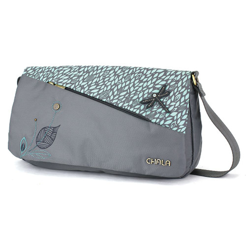 Dragonfly - CV-Envoy Messenger Bag - grey - Nylon
