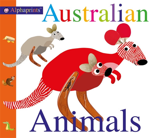 Alphaprints  Australian Animals