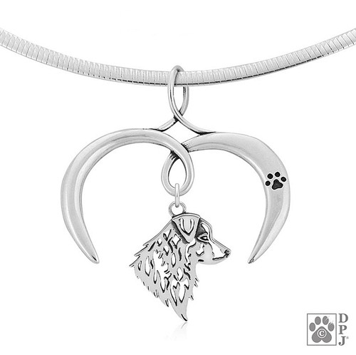 Capturing my Love Charm Holder - recycled .925 Sterling Silver