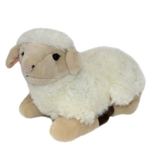 Sheep - Lamb Plush Toy - Lola - 30cm
