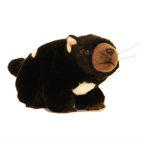 Mini Tasmanian Devil Plush Toy - 17 cm - Bocchetta Plush