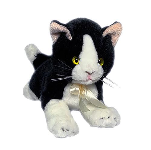 Kitten Plush Toy - Mango - 22 cm - Hand made