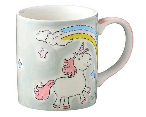 Mug - Magic Beauty -  the world's sweetest Unicorn - 280 ml - ceramic