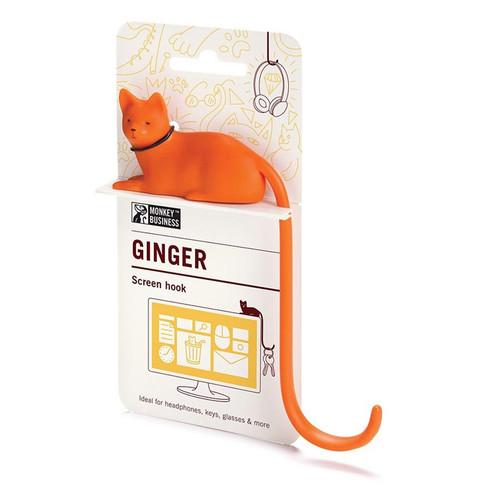 Ginger Screen Hook - adhesive