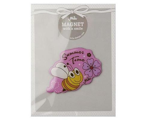 Magnet - Bee - I love Summertime