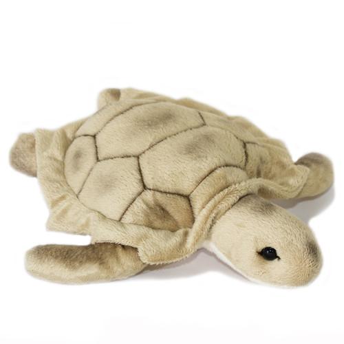 Turtle Plush Toy - Doug - 27 cm - Hand made