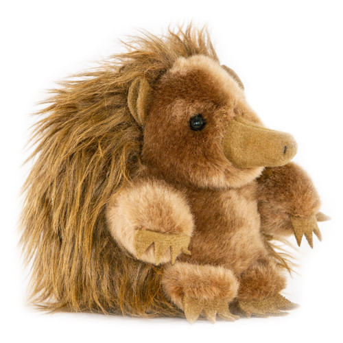 Echidna Baby Plush Toy - Pickles - 14 cm - Hand made