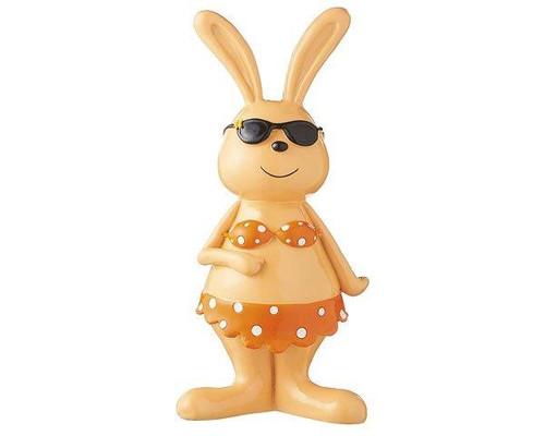 Décor Figure - Beach Bunny - Girl - 18 cm - Polyresin