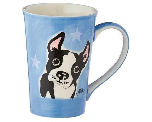 Tea Mug - Boston Terrier Dog - 350 ml - Ceramic