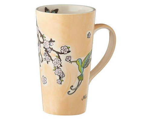Mug - Hummingbird - 350 ml - Ceramic