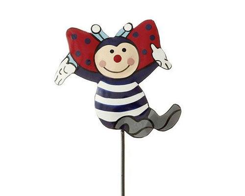 Mila Flower stick - Ladybug