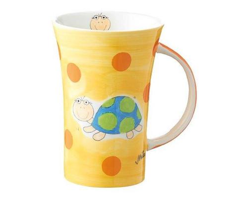 Mila Turtle Mug - Little Turtle - large handle - 500 ml