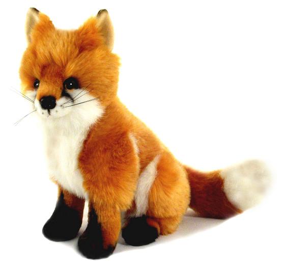 Fox  Plush Toy - Reynard - 24 cm