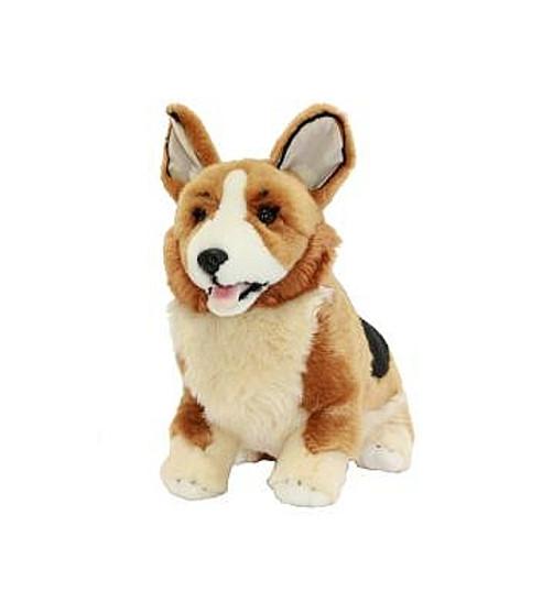Corgi Plush Toy - Windsor -  Plush toy - 28 cm