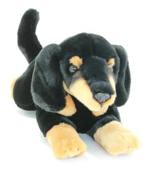 Dachshund Puppy Plush Toy - Frankie - 30cm