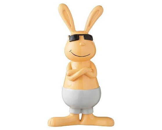 Décor Figure - Beach Bunny - Boy- 18 cm - Polyresin