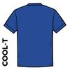 Roberttown Road Runners royal athletics Cool T-Shirt back image