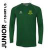 New Farnley CC - Junior T-Shirt L/S