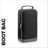 custom printed Black bootbag