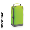Green bootbag