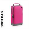 Pink bootbag