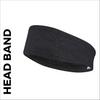 custom printed Head Band in black
