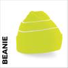 high visibility beanie