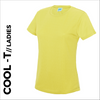 high visibility ladies cool T