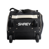 Shrey elite coffin cricket kit bag end view