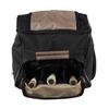 bat pocket on Shrey performance wheeled cricket kit bag
