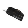 extendable pull handle on Shrey performance wheeled cricket kit bag