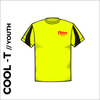 Abbey Runners Youth Contrast Cool T