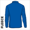 Royal fleece back image